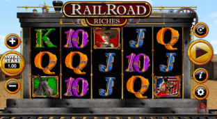 Railroad Riches Slots