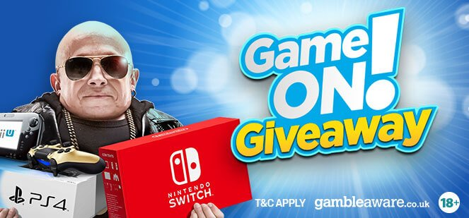 Game On Giveaway Could Win You A PS4 Or Xbox One