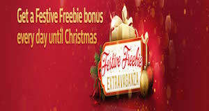 Get A Festive Freebie Bonus Daily Until Christmas