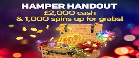 Share 1000 Spins Or £2000 This Week