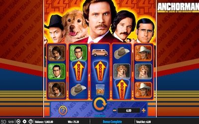 Anchorman Slots