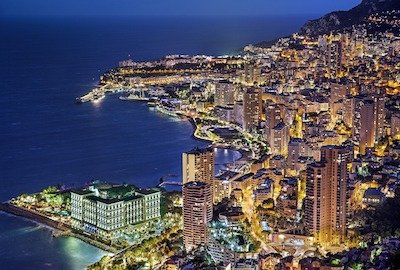 Win A Trip To Monte Carlo