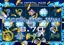 The Crystal Maze Win Zones