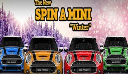Win A Mini Returns To PlayOJO Casino