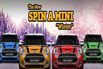 Win A Mini At PlayOJO