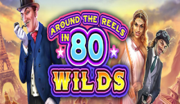 Around The Reels 80 Wilds