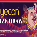 Eyecon Prize Draw