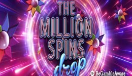 Free Spins on Starburst In The Million Spins Drop