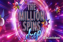 The Million Spins Drop
