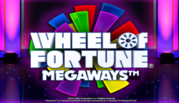 Wheel Of Fortune Megaways