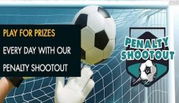 Free Penalty Shootout Game To Score Spins