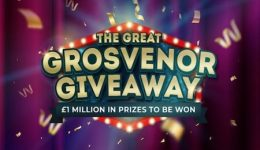 The Great Grosvenor Giveaway